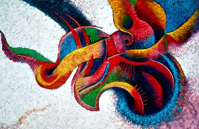 Mexican abstract art