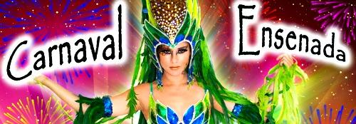 Póster para el Carnaval de Ensenada 2013