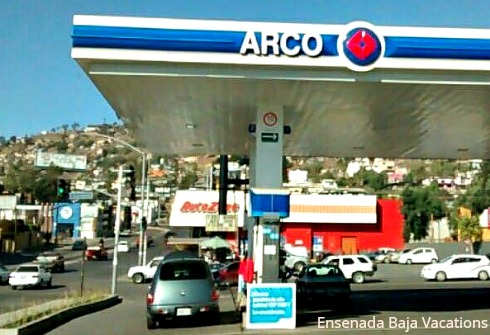 Gasolina Arco Ensenada