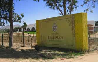 LICEAGA WINERY BAJA CALIFORNIA