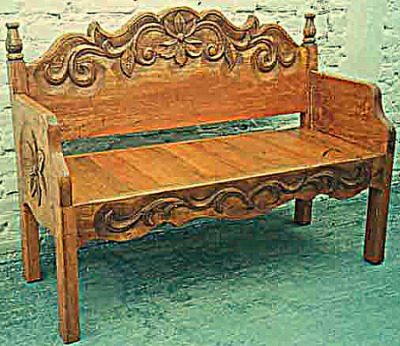 MEXICAN COLONIAL STYLE FURNITURE