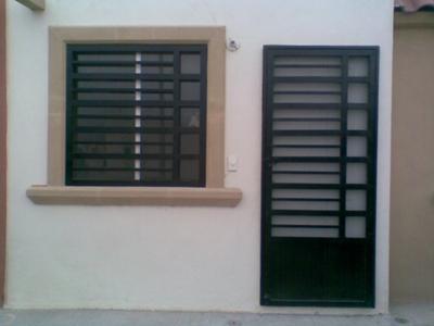 Protectores metalicos para ventanas herreros profesionales for Recamaras economicas en monterrey