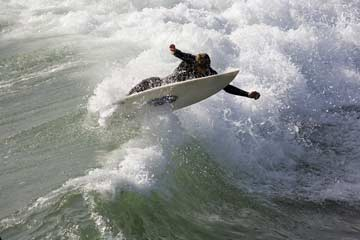 SURFING en ENSENADA
