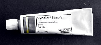 POMADA SYNALAR SIMPLE CREMA