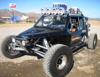 Tipos de Vehículos que compiten en la Baja 1000.