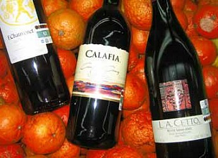 Vinos producidos en Baja California